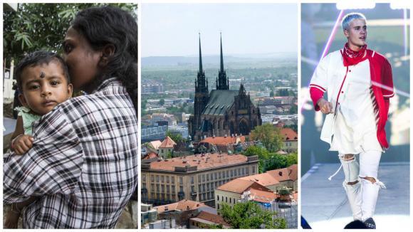 Vystoupí v Brně i Justin Bieber!