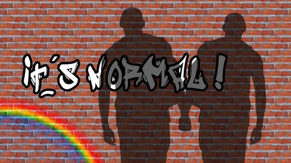 Homosexualita je normální!
