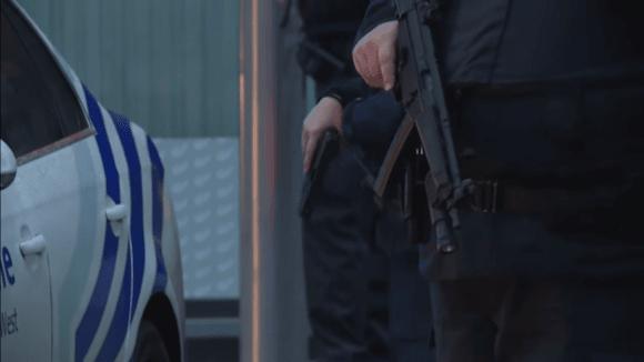 Belgická policie (ilustrační foto)
