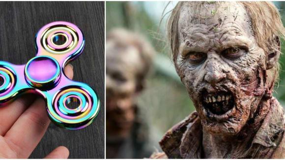 Opravdu mění Fidget Spinnery lidi na zombie?