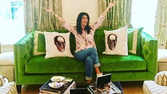 Rizzoli a Isles - Angie Harmon zařizuje nový dům