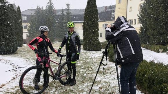Magazín Bikesalon, vše o cyklistice v jednom pořadu.