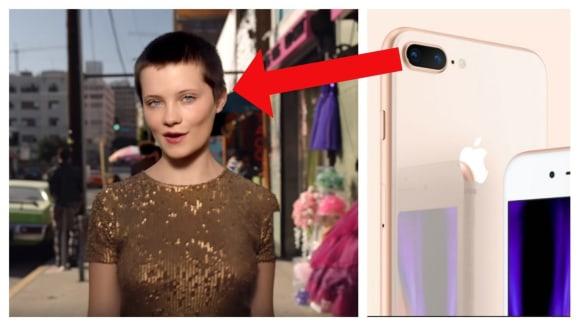 Apple představuje v novém videu funkci Portrétní nasvícení