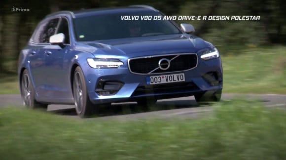 Volvo V90 D5 AWD Drive-E R Design Polestar