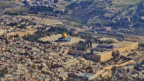 Jeruzalemské staré město