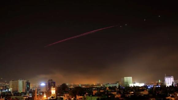 Vojenský úder na Damašek