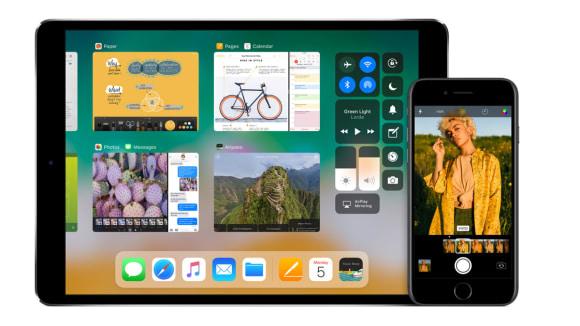 Nové iOS 11 vylepší zejména iPady