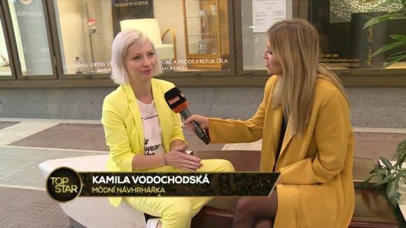 16. 5. 2018 TOPSTAR: KAMILA VODOCHODSKÁ – PRAGUE DESIGN WEEK