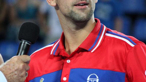 Novak Djoković (Profilová fotografie)