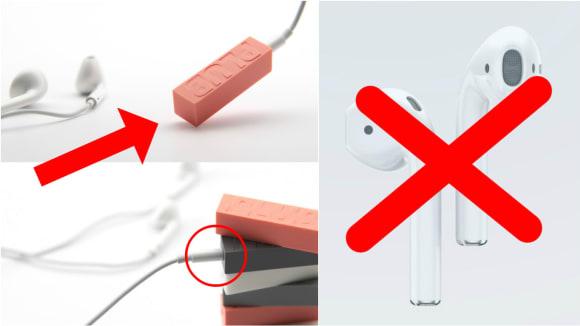 Bezdrátové řešení pro sluchátka - PLUB