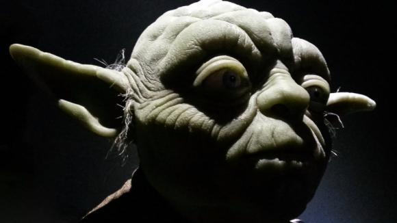 mistr Yoda - byl stvořen podle nártouna?