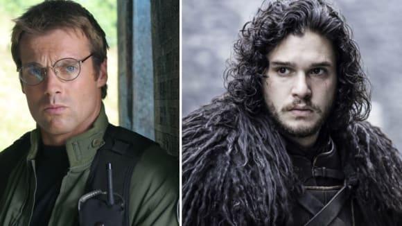 Daniel Jackson a Jon Snow