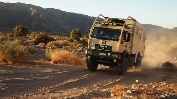 Srdcaři najezdili po jihu Afriky 37 000 kilometrů