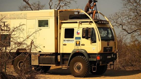 Srdcaři v Africe najezdili desetitisíce kilometrů