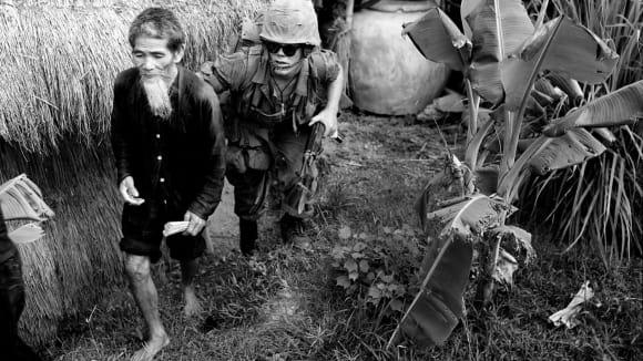 Zajatý Vietnamec