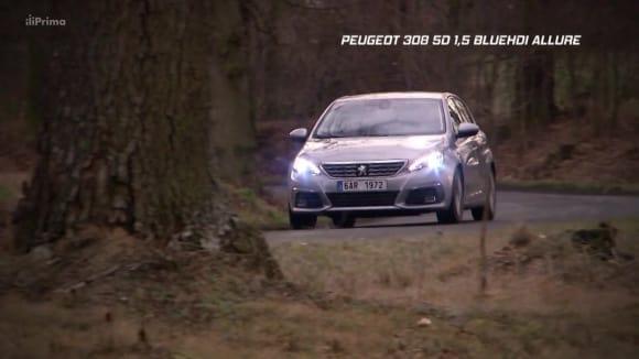 Peugeot 308 5D 1,5 BlueHDI Allure