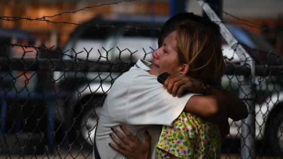 Požár policejního komisařství ve venezuelském městě Valencia si vyžádal nejméně 68 životů