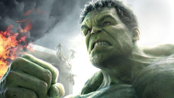 Hulk v Avengers