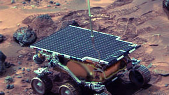Sojourner na Marsu