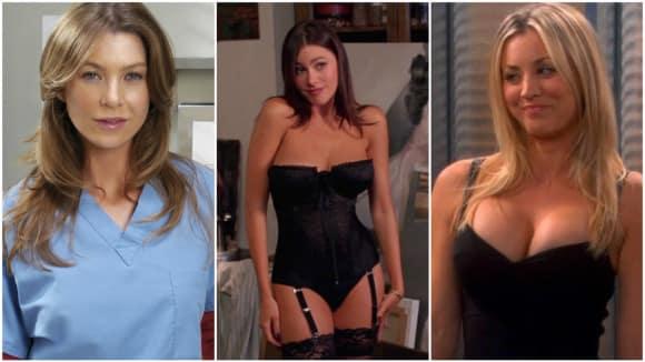 Která z televizních hereček je na tom nejlíp?