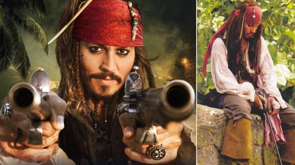 Johnny Depp jako Jack Sparrow bohužel končí