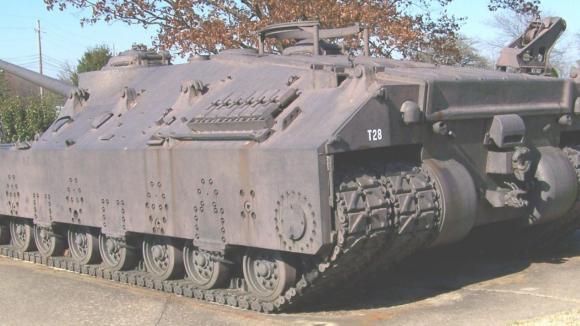 T28 - památník