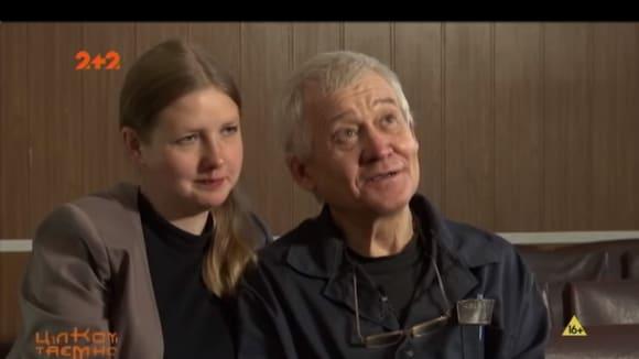 Masový vrah Sergej Tkač se svou ženou