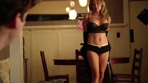 Rizzoli a Isles - Sasha Alexander v seriálu Shameless