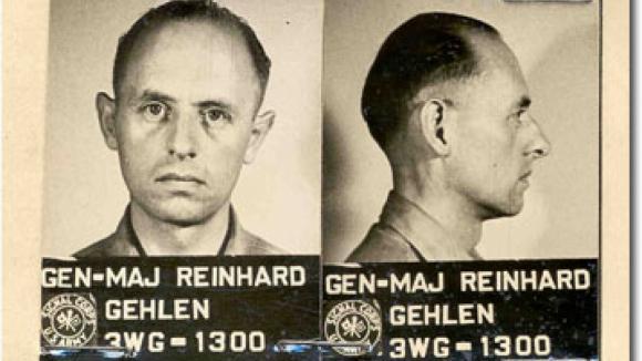Reinhard Gehlen v roce 1945