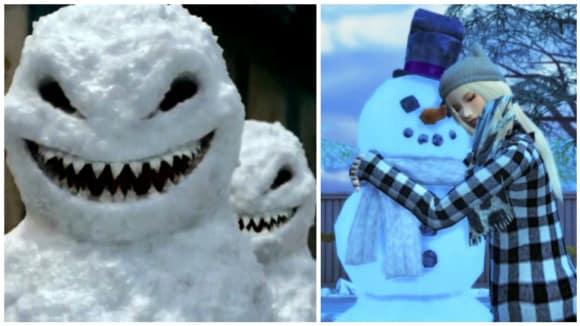 Virtuální sněhulák, taky sněhulák!