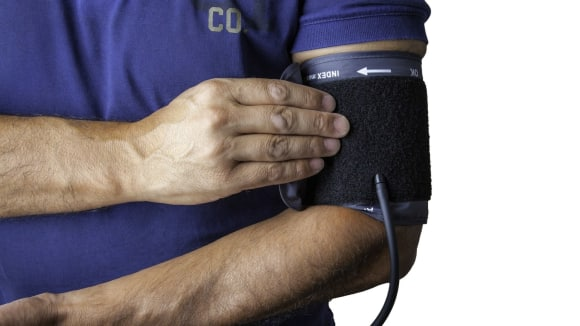 Krevní tlak je důležitým ukazatelem zdraví.