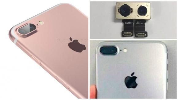 Fotomodul chystaného iPhonu a jeho možná podoba