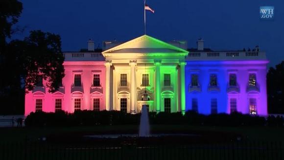 Takhle by mohla fasáda nového Bílého domu vypadat natrvalo