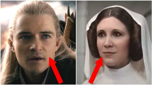 Legolas / Princezna Leia