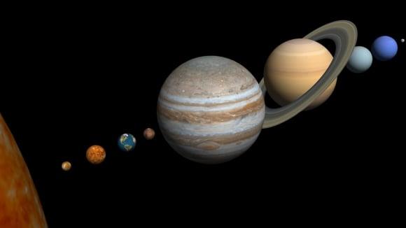 Která z těchto planet je nejstarší?
