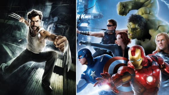 Wolverine a Avengers