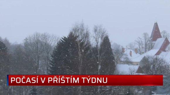 Počasí 17.1.2021 20:10