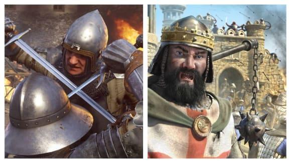 Nejlepší středověké hry