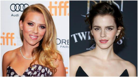 Scarlett Johansson, nebo Emma Watson?