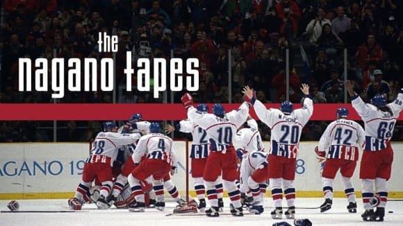 Film o památném triumfu českých hokejistů Nagano Tapes