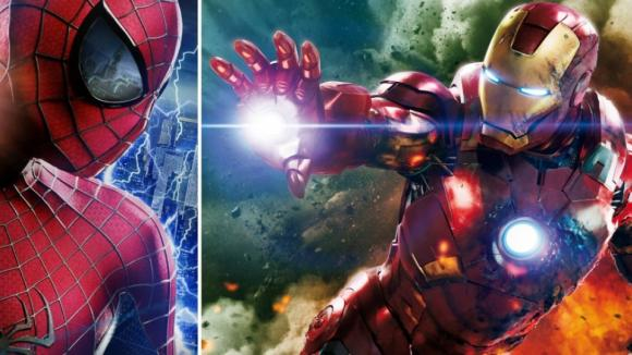 spider-man iron man 2