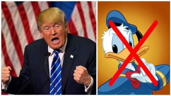 S Donalda se sranda nedělá