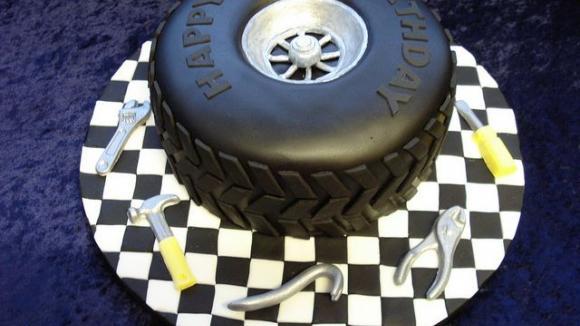 Božské dorty: Sladká auta - Obrázek 5