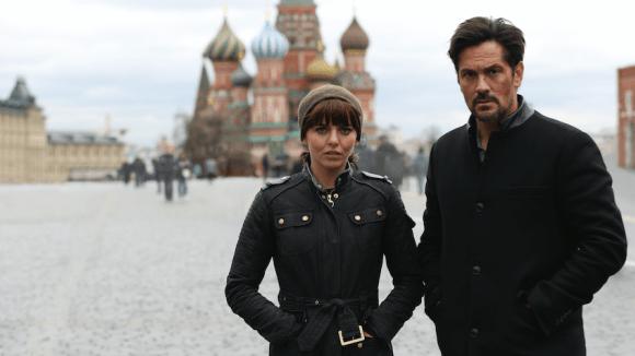 Hooten a Lady si jedou do Moskvy pro Fabergého 51. vejce.