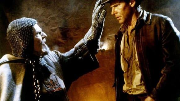 Záběry z filmu Indiana Jones a Poslední křížová výprava