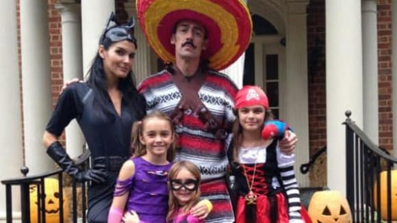 Rizzoli a Isles - Angie Harmon a její rodina