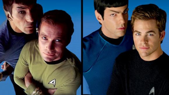 Star Trek vs. Star Trek