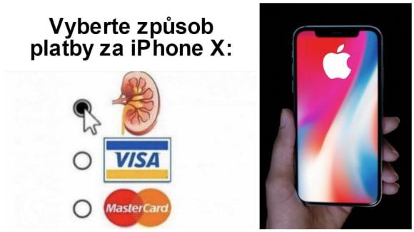 Nejlepší vtípky na nové iPhony