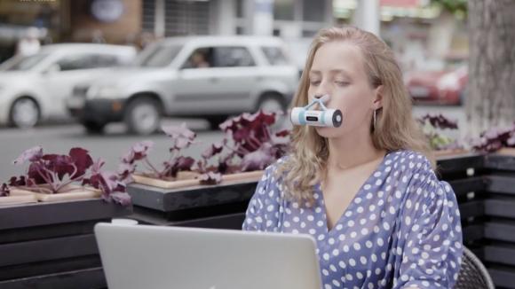Nový vynález, který nás má chránit proti znečištěnému ovzduší