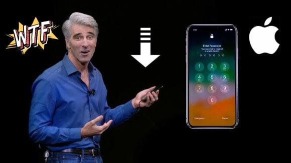 Apple se oficiálně vyjádřil k selhání Face ID na jeho tiskové konferenci.